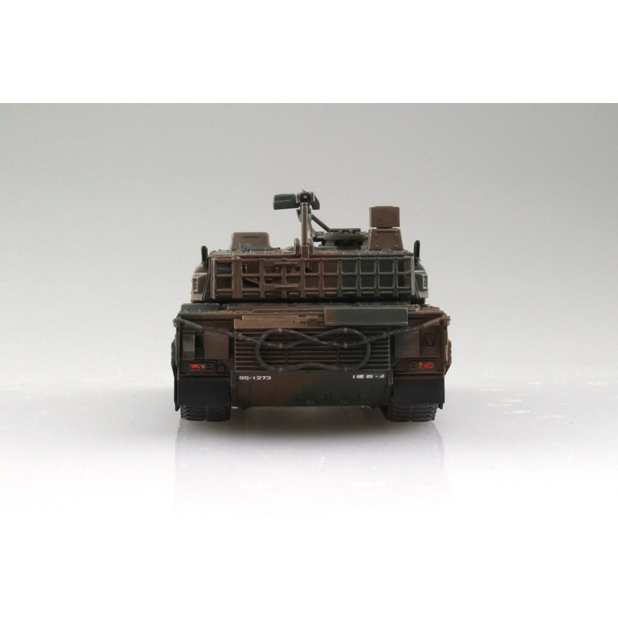 陸上自衛隊 10式戦車&特大セミトレーラー付属 1/72 ミリタリーモデルキット No.16 #プラモデル|aoshima-bk|07