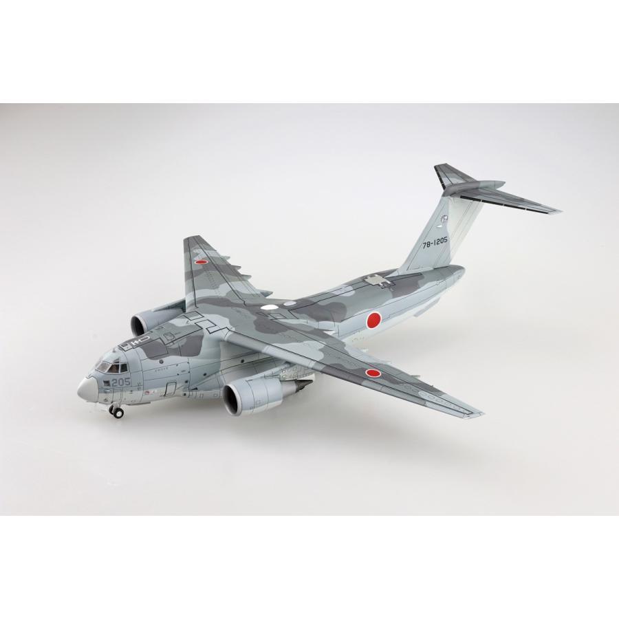 予約特価5月再生産予定]航空自衛隊 C-2輸送機 1/144 航空機 No.3 ...