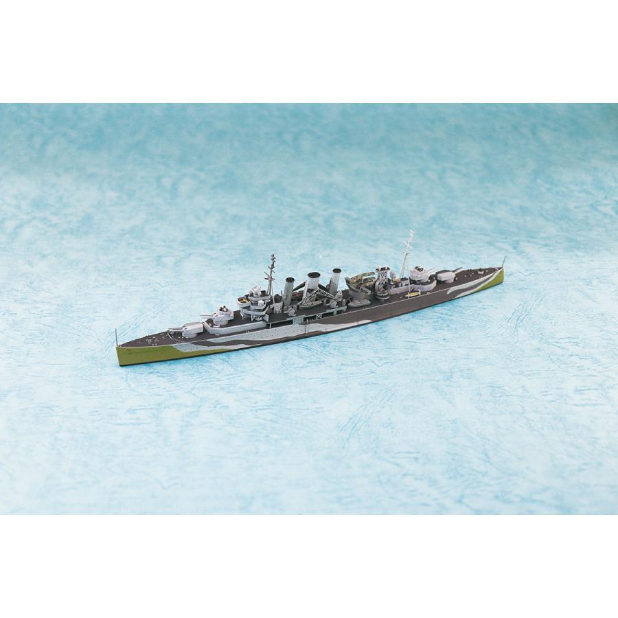 英国海軍 重巡洋艦ケント 1/700 ウォーターライン No.811 #プラモデル aoshima-bk 02