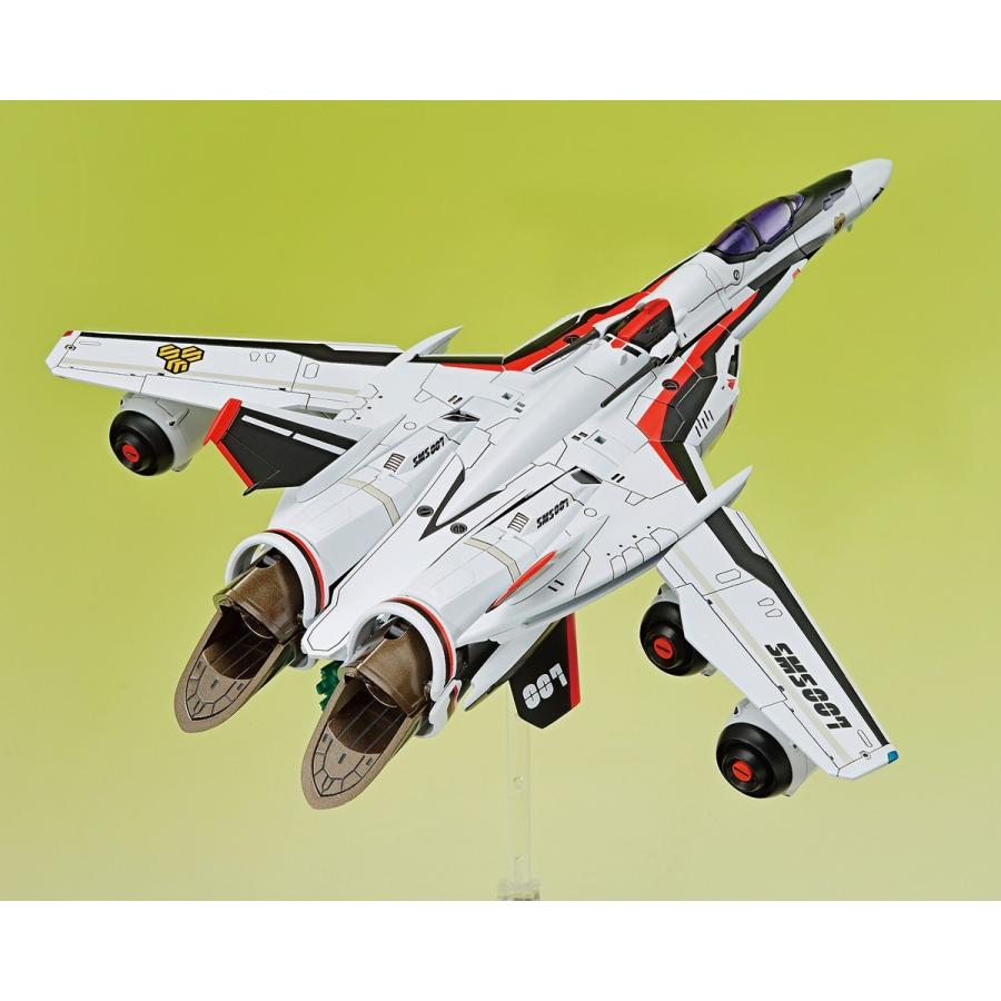 [予約2022年5月発送予定]V.F.G. マクロスF VF-25F メサイア ランカ・リー ACKS MC-09 #プラモデル|aoshima-bk|12