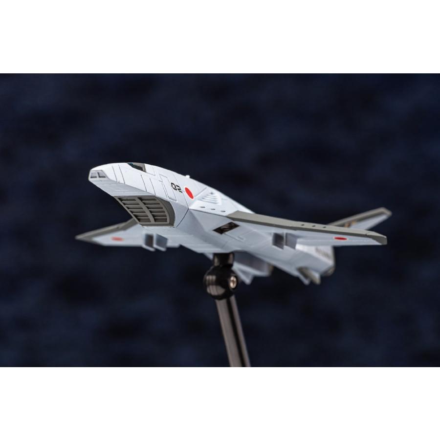 送料無料 数量限定特典付き[アオシマ通販限定]ゴジラ×メカゴジラ MFS-3 3式機龍 しらさぎ付属フルコンプリート版 ACKS GO-03 #プラモデル|aoshima-bk|10