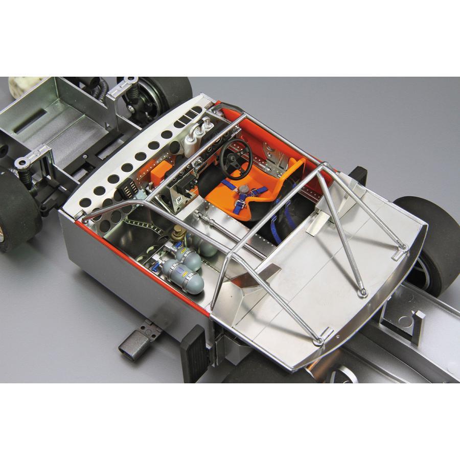 ニッサン R30 スカイラインターボ キャラミ9時間耐久仕様 '82 SD 1/24 ザ・モデルカー No.SP   #プラモデル|aoshima-bk|04
