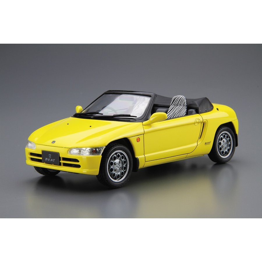 ホンダ PP1 ビート '91 1/24 ザ・モデルカー No.39   #プラモデル|aoshima-bk|02