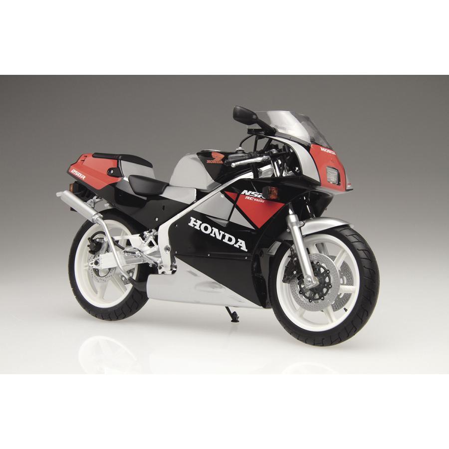 ホンダ'89 NSR250R 1/12 バイク No.60  #プラモデル aoshima-bk 02