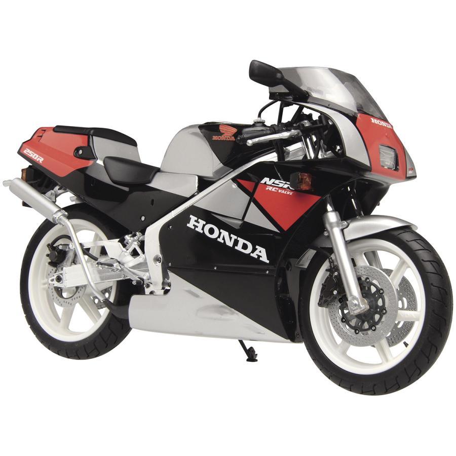 ホンダ'89 NSR250R 1/12 バイク No.60  #プラモデル aoshima-bk 04