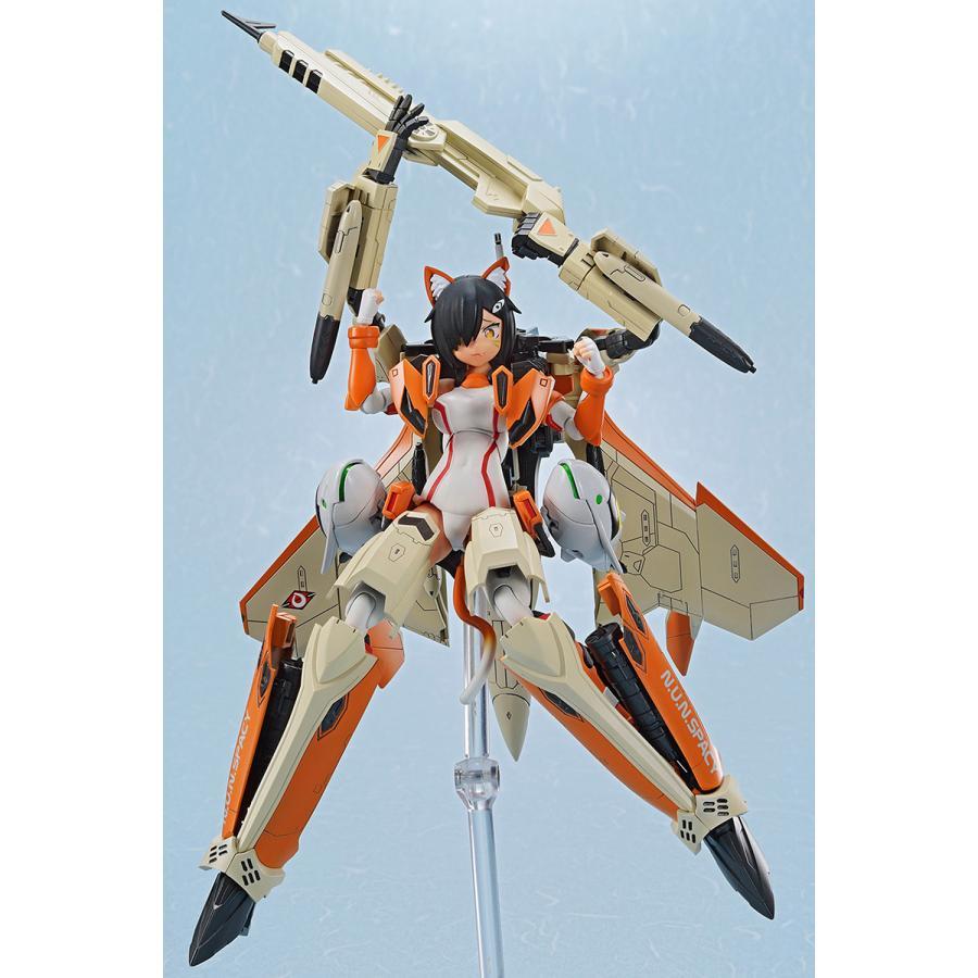 [予約2021年5月発送予定][アオシマ通販限定マグロス増量版]V.F.G. マクロスΔ VF-31D スクルドSP ACKS MC-08  #プラモデル|aoshima-bk|03