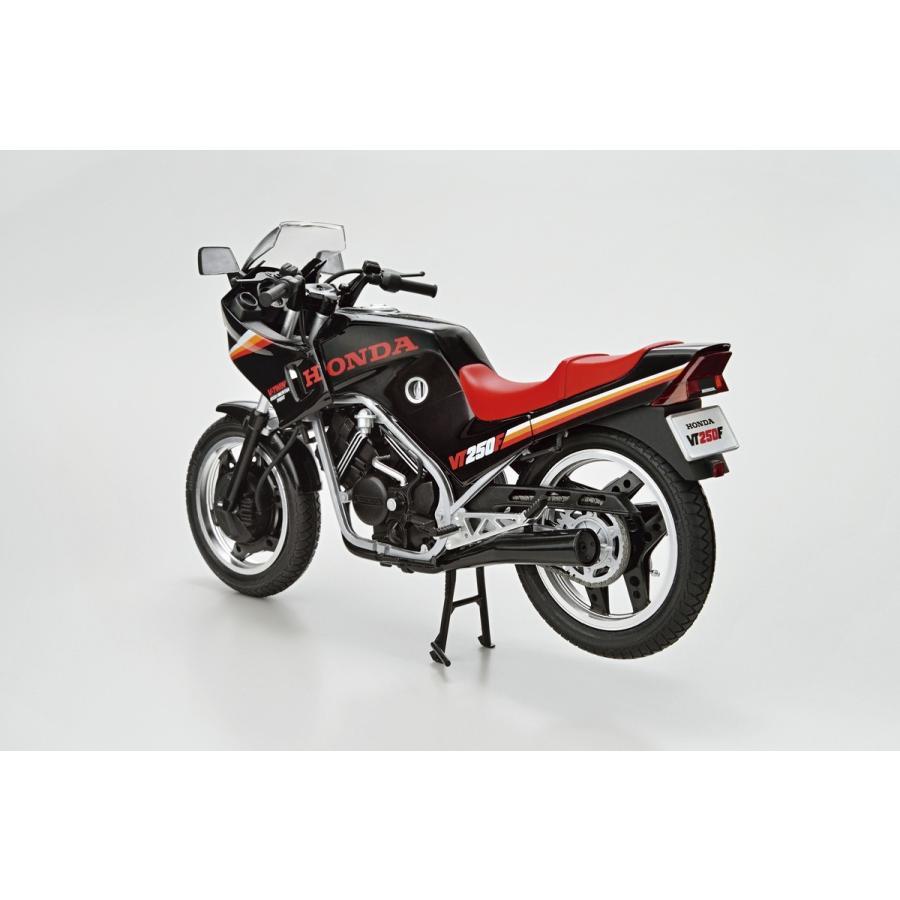 ホンダ MC08 VT250F '84 1/12  ザ・バイク No. 22 #プラモデル aoshima-bk 03