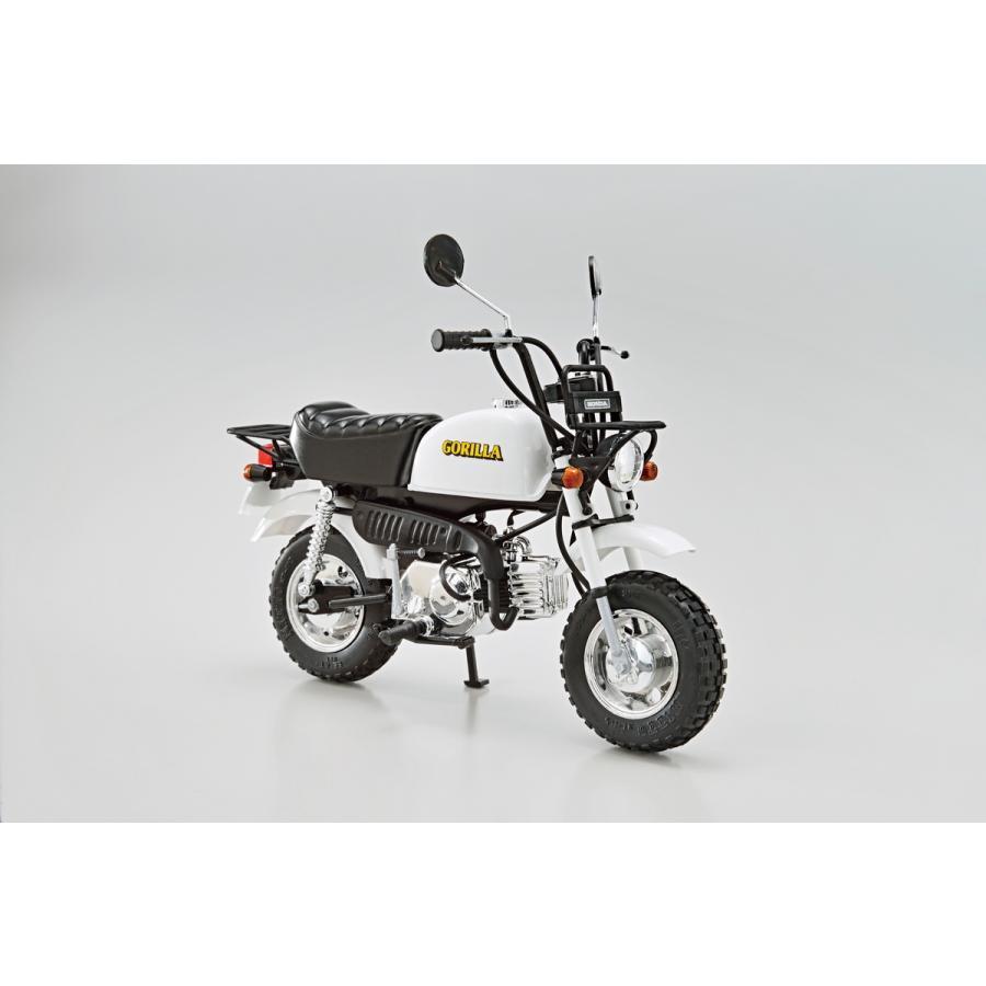 ホンダ Z50J ゴリラ '78 1/12 ザ・バイク No.69 #プラモデル aoshima-bk 02