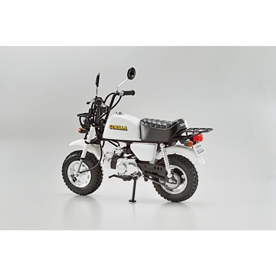 ホンダ Z50J ゴリラ '78 1/12 ザ・バイク No.69 #プラモデル aoshima-bk 03