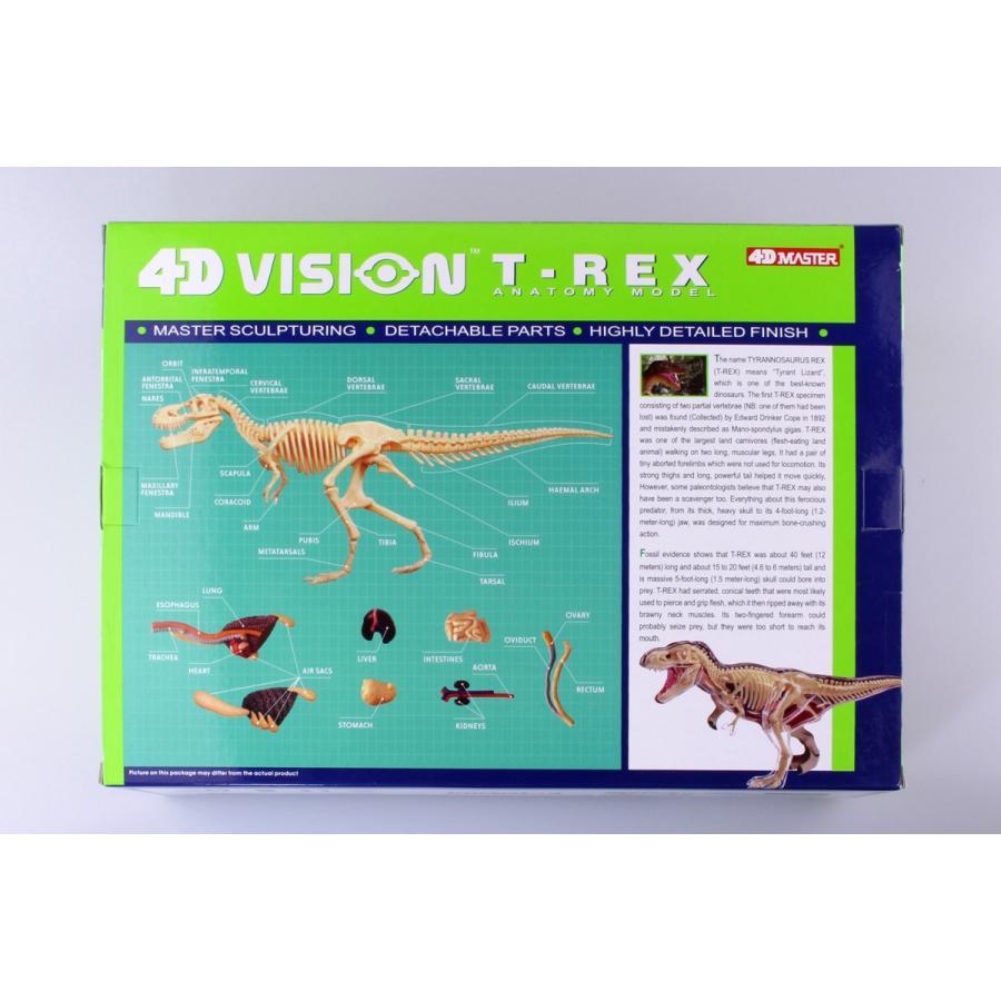 T−REX 解剖モデル 4D VISION 動物解剖モデル No.22 #立体パズル|aoshima-bk|08