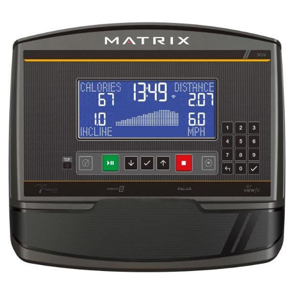 ジョンソンヘルステックジャパン MATRIX マトリックス T70-XR-V2 トレッドミル(ルームランナー)8.5インチLCDディスプレイ|aozora-d|02
