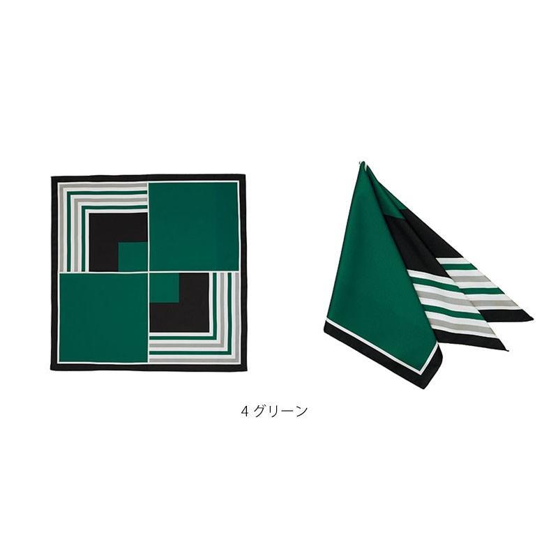 スカーフ フォーマル レディース 三角スカーフ 女性 サテン ワイン グリーン ブルー オフィス ap-b 05