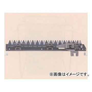バインダー・コンバイン刈取刃 01-740KN クボタ/KUBOTA SR-75 L・R分離 取付金具付