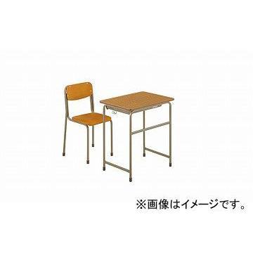 ナイキ/NAIKI 学校用チェアー 4号 NCR-2004-MDM 360×360×380mm