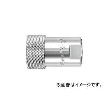 日東工器 HSPカプラ ソケット HS型(おねじ取付用/テーパねじ) 12HS NBR(SG)