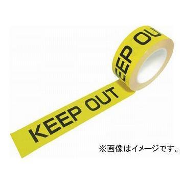 日東 プリントラインテープ E-SDP 50mm×50m KEEP OUT 50E-SDP22(7630841)
