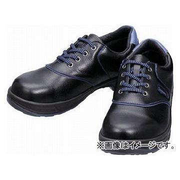 シモン 安全靴 短靴 SL11-BL 黒/ブルー 27.0cm SL11BL-27.0(4007344)