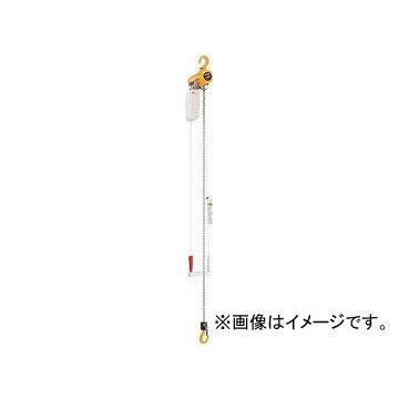 キトー エアホイスト懸垂形(単体:引きひも方式)標準揚程3m TCSH03CS(7520361)