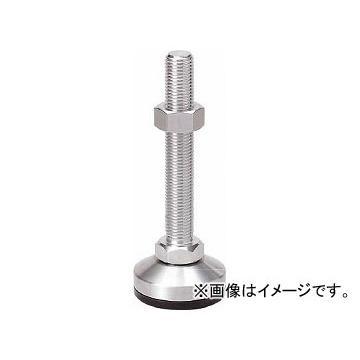 スガツネ工業 重量用ステンレス鋼製アジャスター M24×150 SDY-MSR-24-150(7778155)