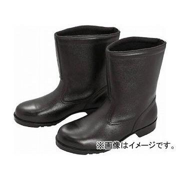 ミドリ安全 ゴム底安全靴 半長靴 V2400N 26.5cm V2400N-26.5(8217962)