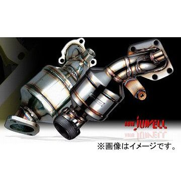 Jworks/ジェイワークス キャタライザー N1MetalCatalyzer NCSTD-001 スズキ カプチーノ E-EA11R