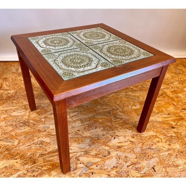 コーヒーテーブル / タイルテーブル / 北欧家具 / デンマーク / チーク|apetera|02