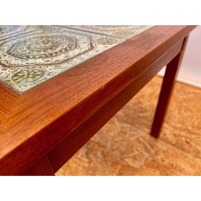 コーヒーテーブル / タイルテーブル / 北欧家具 / デンマーク / チーク|apetera|10