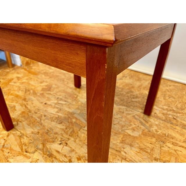 コーヒーテーブル / タイルテーブル / 北欧家具 / デンマーク / チーク|apetera|11