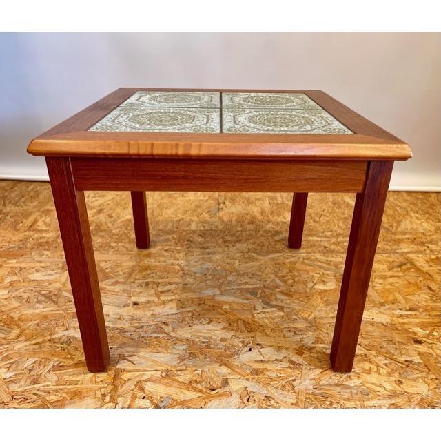 コーヒーテーブル / タイルテーブル / 北欧家具 / デンマーク / チーク|apetera|06