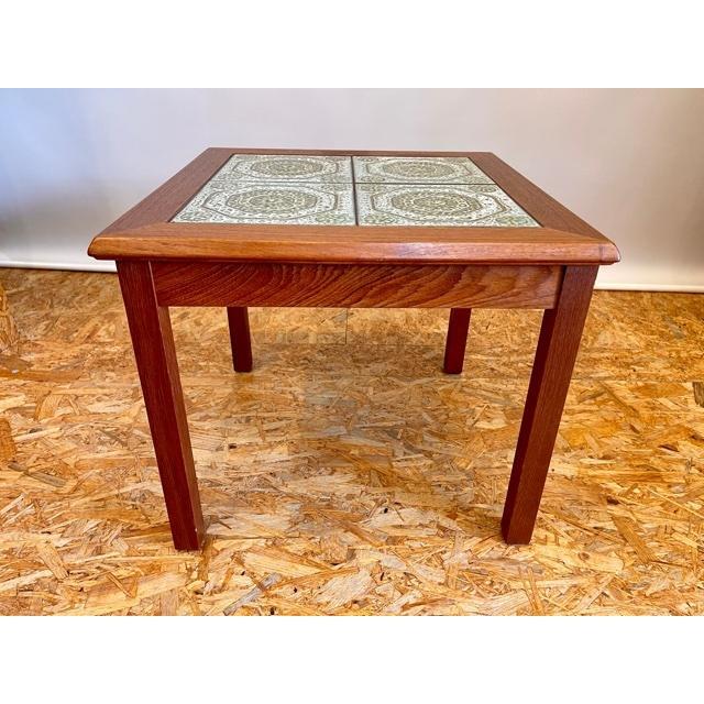 コーヒーテーブル / タイルテーブル / 北欧家具 / デンマーク / チーク|apetera|07