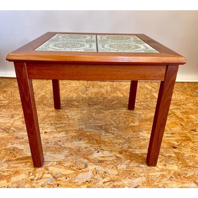 コーヒーテーブル / タイルテーブル / 北欧家具 / デンマーク / チーク|apetera|08