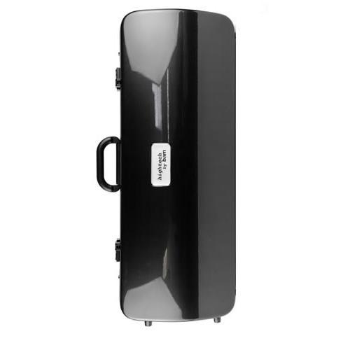 BAM Hightech Oblong 2201XLC ブラックカーボンルック (ポケット無) ビオラ用ケース 【バム Violaケース】