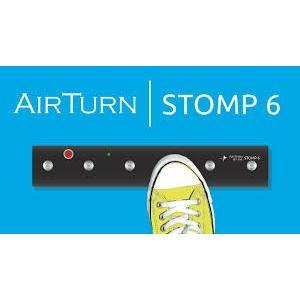 数量限定最終特価!! AirTurn(エアーターン) STOMP 6 (BT-106) apollon 04