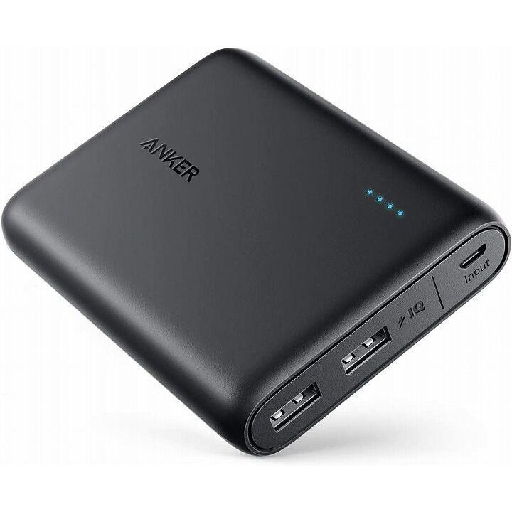 Anker 100%品質保証 10%OFF PowerCore 13000 モバイルバッテリー ブラック
