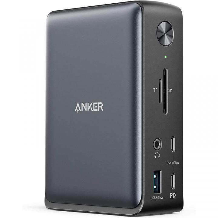 Anker PowerExpand 13-in-1 Dock マート USB-C グレー 70%OFFアウトレット