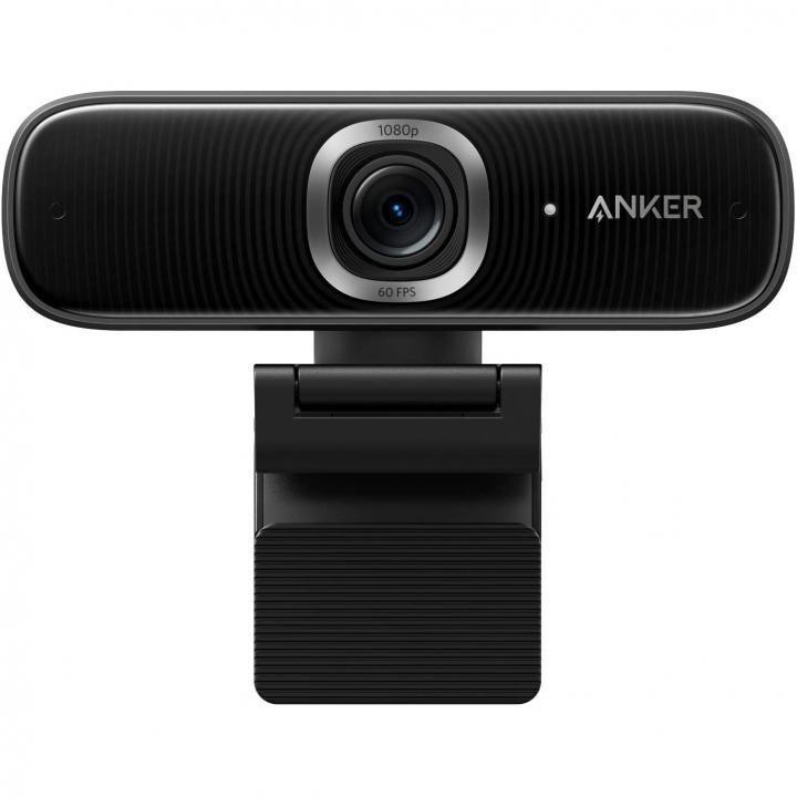 Anker 期間限定今なら送料無料 PowerConf C300 開店祝い ブラック フルHDウェブカメラ