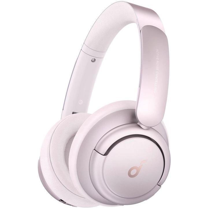 日本全国 送料無料 限定モデル Anker Soundcore Life ワイヤレスヘッドホン Q35 ピンク