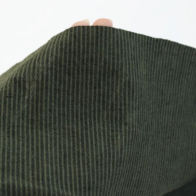 リネン70%コットン30% 30番手キャンバス ストライプ生地[10cm単位/40cmまでメール便対応]|applehouse-web|03