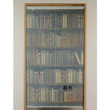 タペストリー のれん MULTI TAPESTRY BOOK SHELF 本棚 おしゃれ メール便可|applemint-zakka2|04