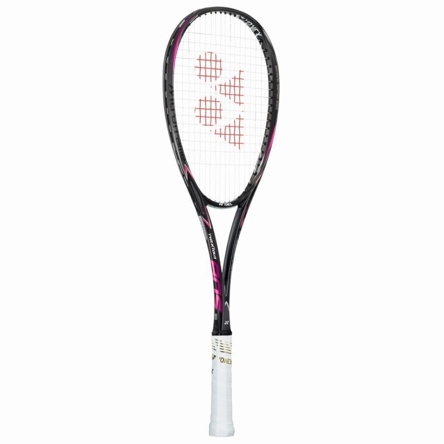 YONEX ヨネックス ソフトテニスラケット ネクシーガ80S NXG80S 後衛用 フレームのみ(ガットなし)(nxg80s798)