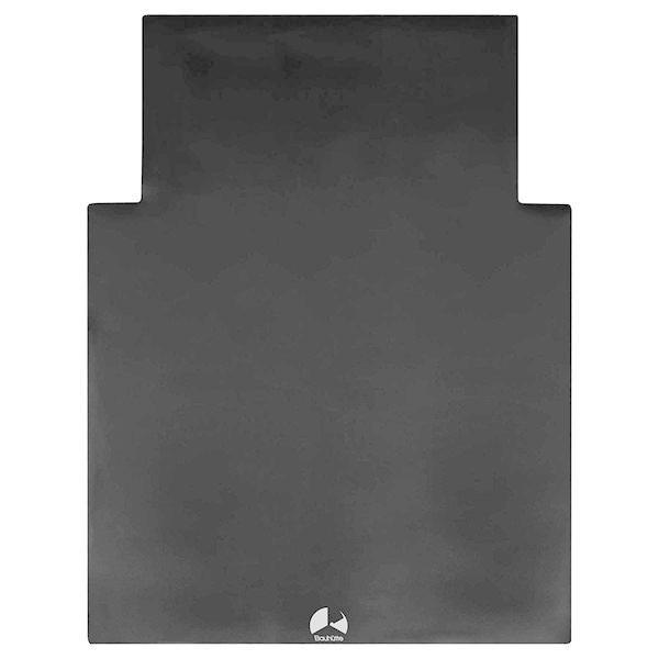 毎週日曜日 最大22%還元 Bauhutte バウヒュッテ ゲーミングチェアマット 2mm厚 144×108cm 半額 ブラック BCM-144N-BK 人気ブレゼント! お取り寄せ