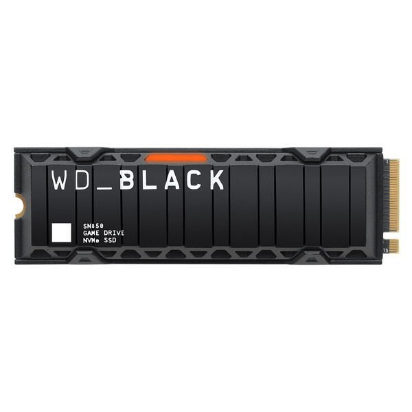 SSD ☆正規品新品未使用品 WESTERN DIGITAL ウエスタンデジタル WD_Black SN850 NVMe 2000GB 容量 Type2280 WDS200T1XHE 6501-2210020454587-2210020457595 半額 M.2