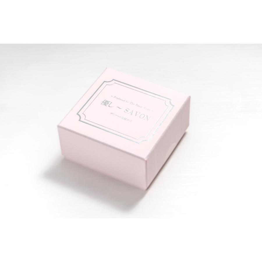 デリケートゾーン 美肌活 石鹸 ソープ 無添加 高品質 「優し〜SAVON」 日本製 低刺激 におい ムレ 敏感肌 乾燥肌 ひめケア 冬の保湿 乾燥肌対策|apps|05