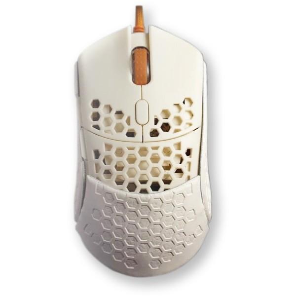 正規代理店 Finalmouse fm-ultralight2-capetown 18%OFF ホワイト 白 ゲーミングマウス 高品質新品 光学式 軽い 軽量 本体重量47g 5ボタン USB 有線