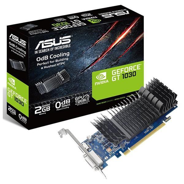 ASUS GT1030-SL-2G-BRK 賜物 ◆高品質 グラフィックボード