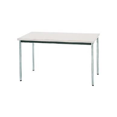生興 MTS-1275OSW(ホワイト) MTS-1275OSW(ホワイト) MTS-1275OSW(ホワイト) テーブル 棚なし 4e7
