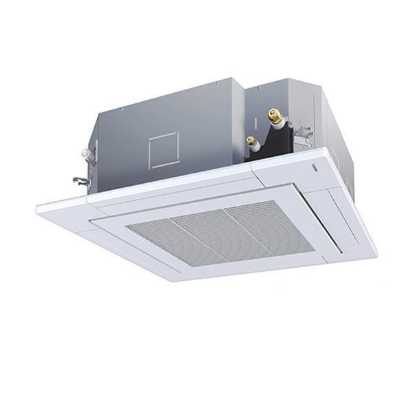 東芝 業務用エアコン RUSA05633X スーパーパワーエコゴールド 天井カセット4方向 2.3馬力 シングル 三相200V ワイヤレス