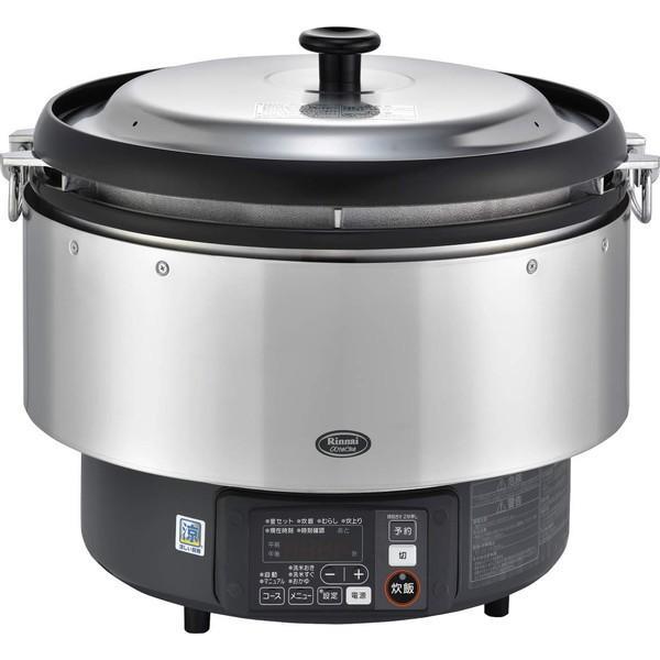 Rinnai RR-S500G-H-13A αかまど炊き ガス炊飯器 (都市ガ用・5升)