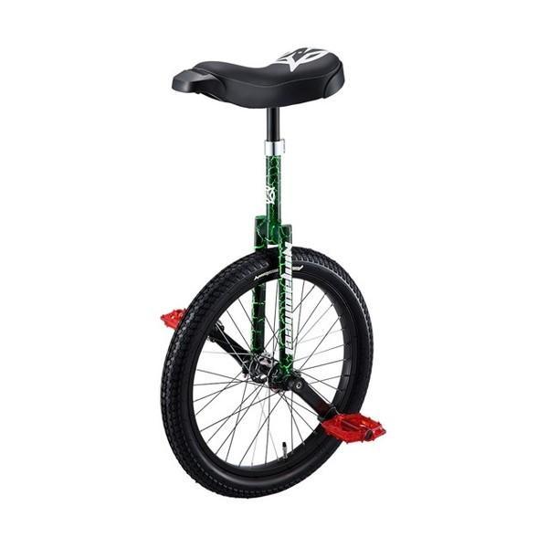 ides ニンジャウィール20 グリーン/ブラック(46771) スポーツ一輪車