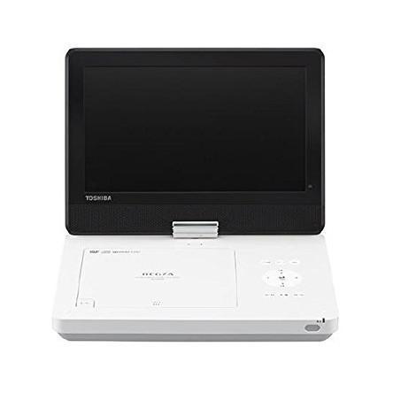 東芝 SD-P1010S REGZA 10.1V型ポータブルDVDプレーヤー